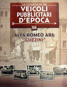 """DIE CAST /"""" ALFA ROMEO F20 1970 /"""" VEICOLI PUBBLICITARI 1//43 PERMAFLEX"""